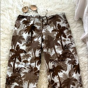 Tommy Bahama Swim cover beach pants